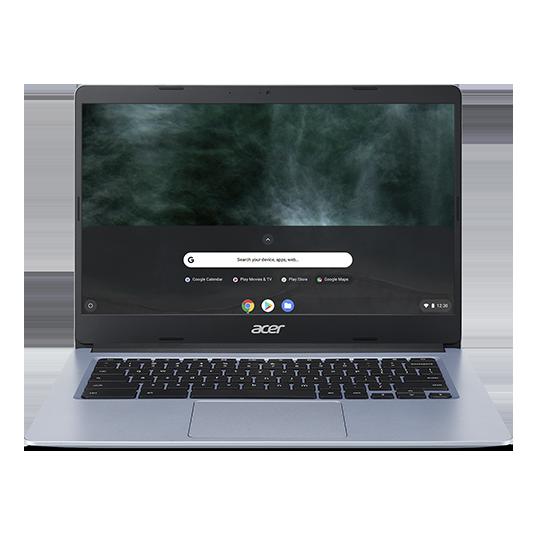 Image of Acer Chromebook 314 con schermo tattile | CB314-1HT | Argento