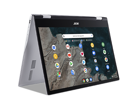 Acer Chromebook Spin 513 convertible   CP513-1H   Plata