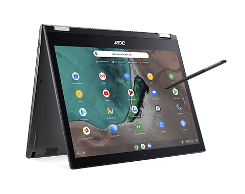 Acer Chromebook Spin 13 convertible | CP713-1WN | Argent