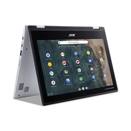 Acer Chromebook Spin 311 convertible   CP311-2HN   Argent