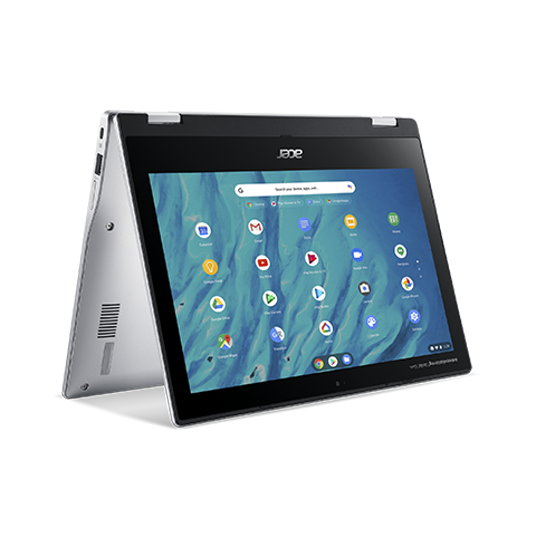 Image of Acer Chromebook Spin 311 convertibile   CP311-3H   Argento