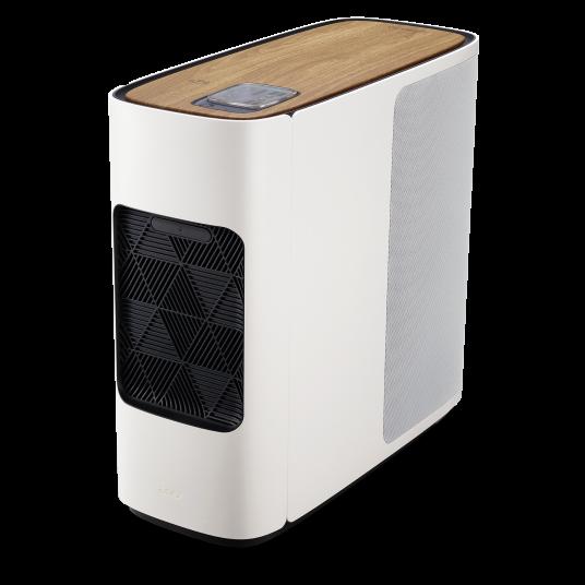 Image of ConceptD 500 Desktop   CT500-51A   White