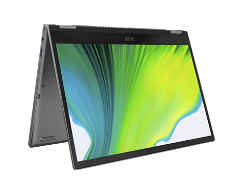 Image of Acer Spin 3 Notebook convertibile   SP313-51N   Argento