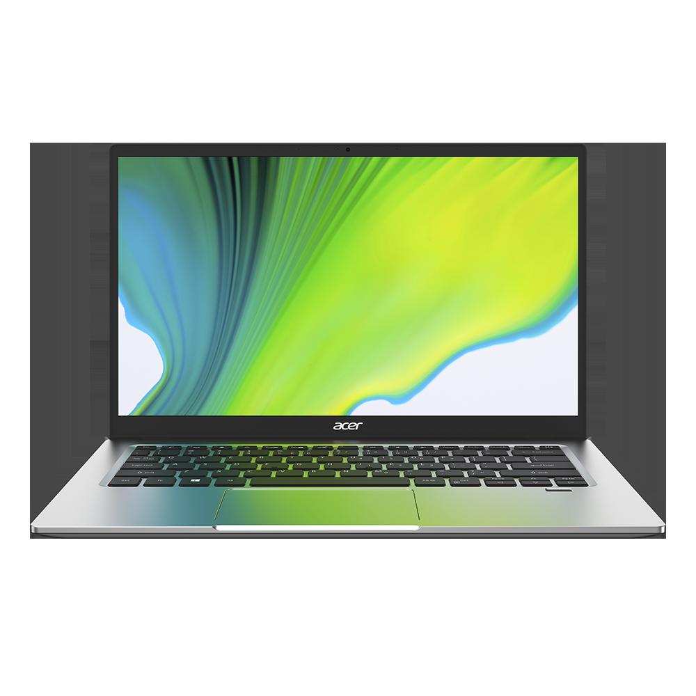 Acer Swift 1 Portátil Ultrafino   SF114-33   Plata Windows 10 Home 64-bit, Procesador Intel® Pentium® Silver N5030 Quad-core (4 núcleos) 1,10 GHz, 35,6 cm (14