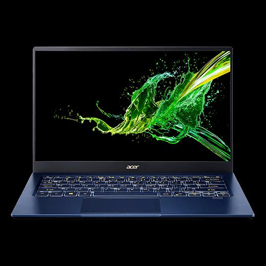 Acer Swift 5 Portátil Ultrafino y Pantalla Táctil | SF514-54GT | Azul