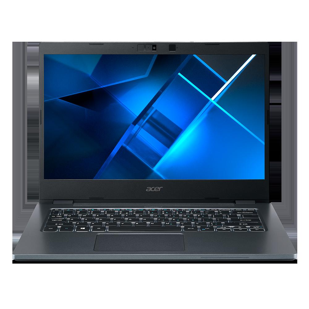 Acer TravelMate P4 Portátil   TMP414-51   Azul Windows 10 Pro 64-bit, Procesador Intel® Core™ i5-1135G7 Quad-core (4 núcleos) 2,40 GHz, 35,6 cm (14
