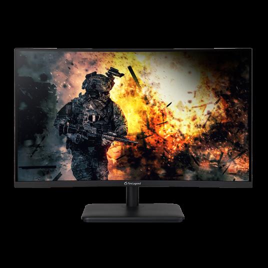 AOPEN HC5 Monitor gaming curvo   27HC5RP   Negro
