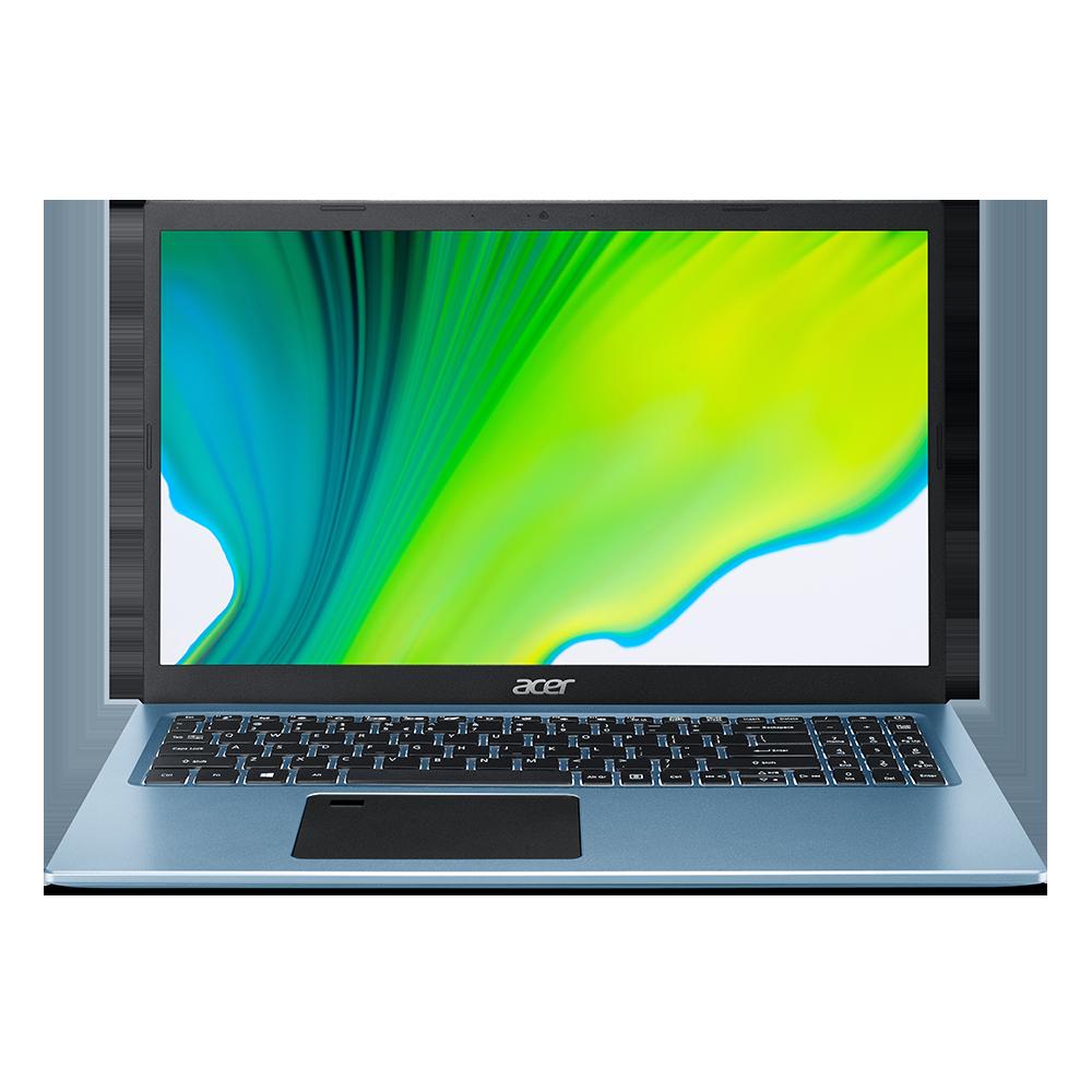 Acer Aspire 5 Portátil | A515-56 | Azul Windows 10 Home 64-bit, Procesador Intel® Core™ i5-1135G7 Quad-core (4 núcleos) 2,40 GHz, 39,6 cm (15,6