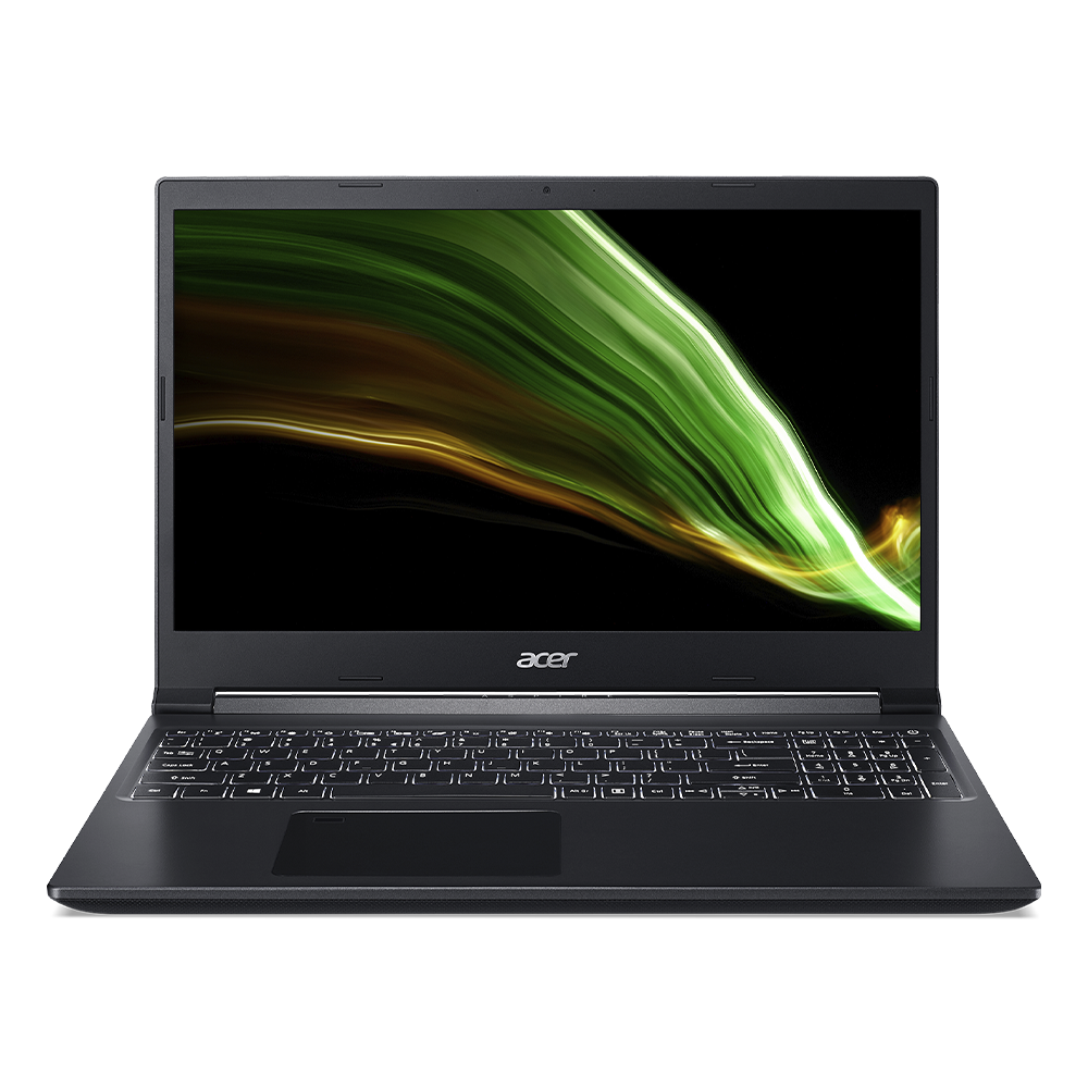 Image of Acer Aspire 7 Notebook   A715-42G   Nero