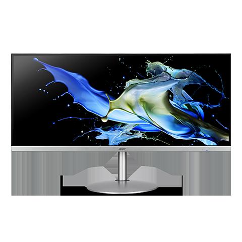 Monitors Acer CB2 Monitor   CB342CKC   Silver