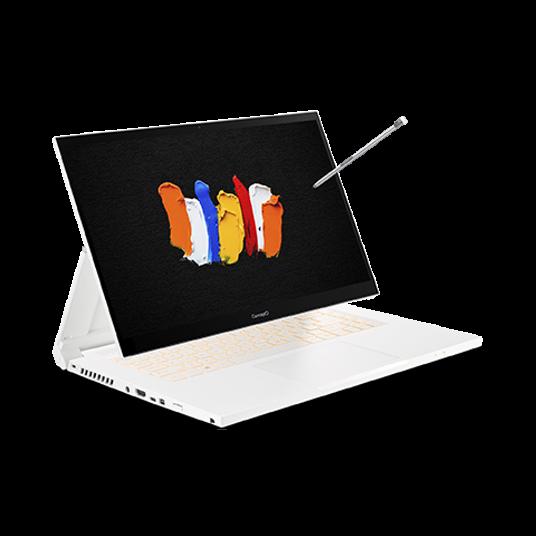 ConceptD 3 Ezel Pro Portátil   CC315-72P   Blanco