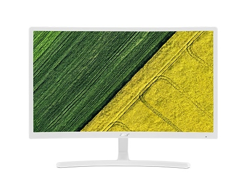 Image of Acer ED Curved Monitor | ED242QR | White