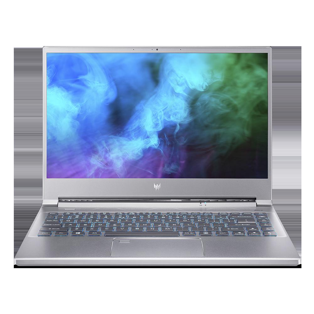 predator triton 300 special edition  gaming laptop | pt314-51s | silver
