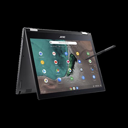 Image of Acer Chromebook Spin 13 convertibile   CP713-1WN   Grigio