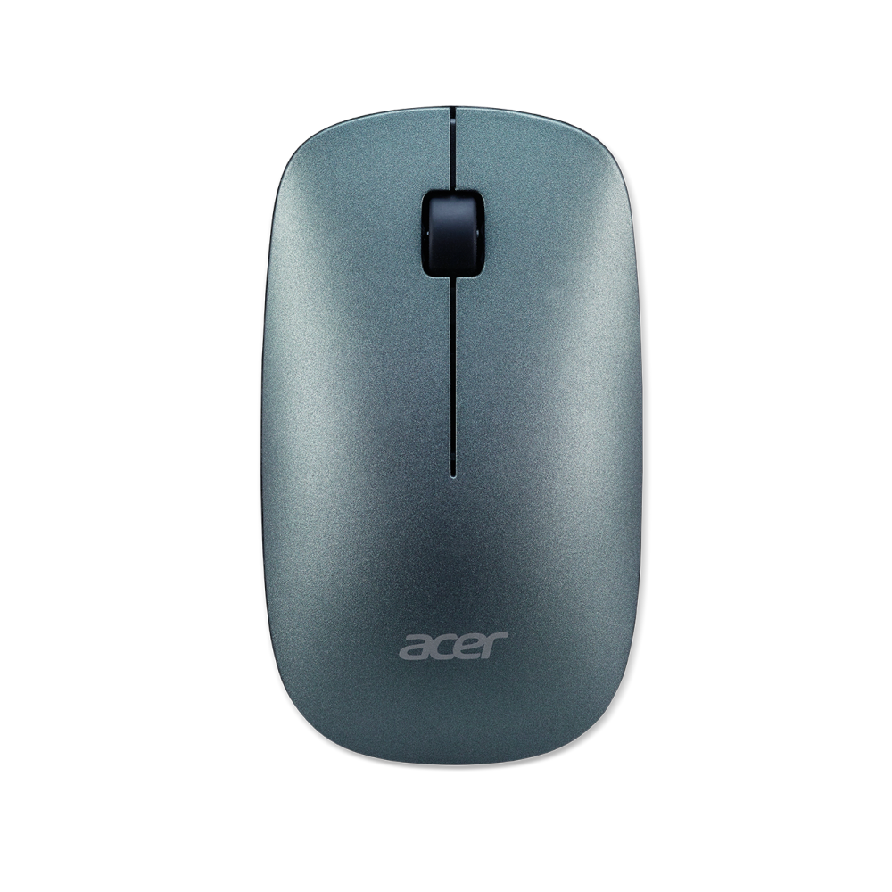 Acer Wireless Optical Slim Mouse | Green