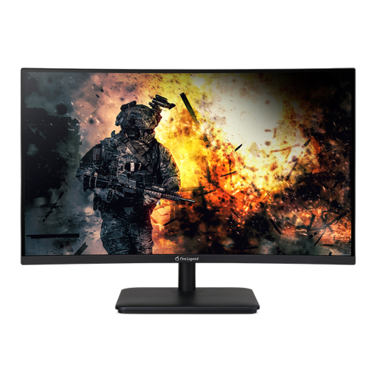AOPEN HC5 Monitor Gaming Curvo | 27HC5RZ | Negro