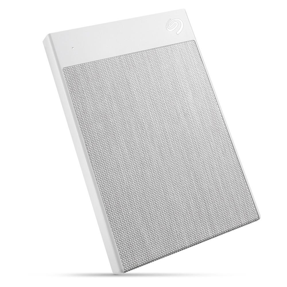 Seagate Backup Plus Ultra Touch 2TB   Blanco