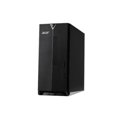 Acer Aspire TC Desktop | TC-886 | Black