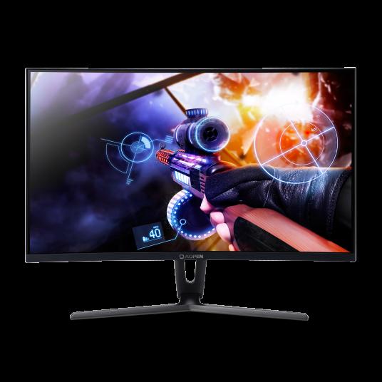 AOPEN HC1 Monitor gaming curvo   27HC1RP   Negro