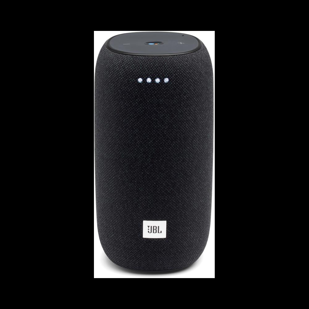 Haut-parleur intelligent JBL Link Portable   Noir