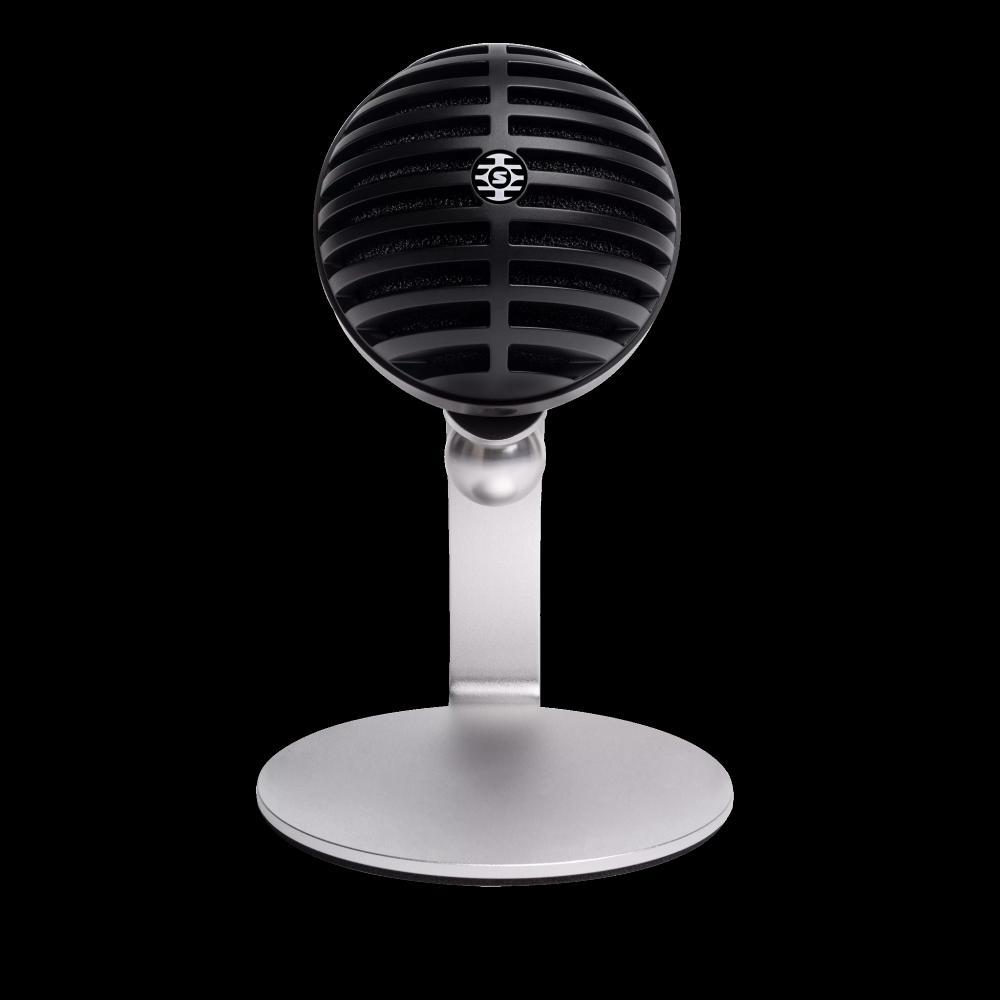 Shure MV5C Microphone Pour Télétravail | Noir