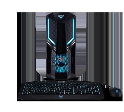 Image of Predator Orion 3000 Gaming Desktop   PO3-600   Black