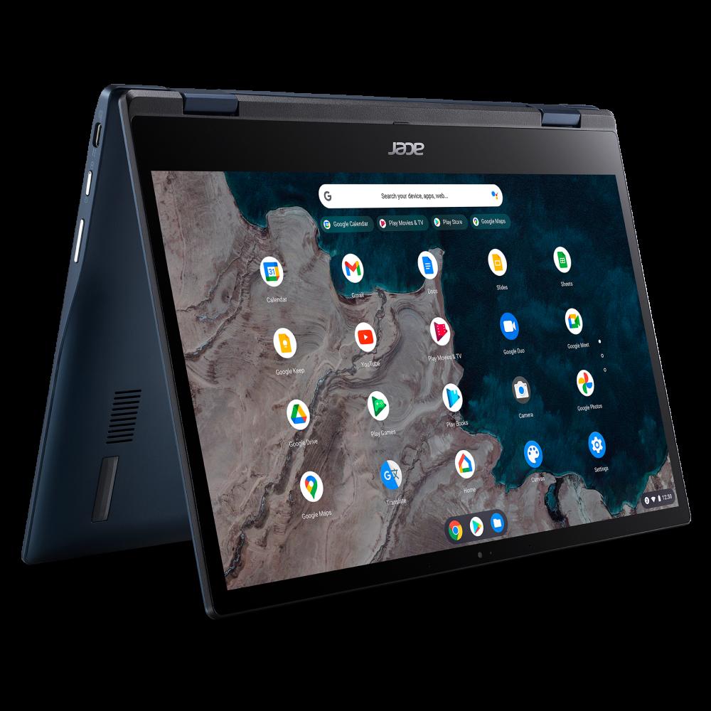 Acer Chromebook Spin 513 Convertible | CP513-1H | Azul