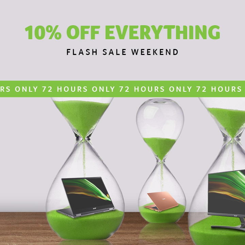 Flash Sale Weekend